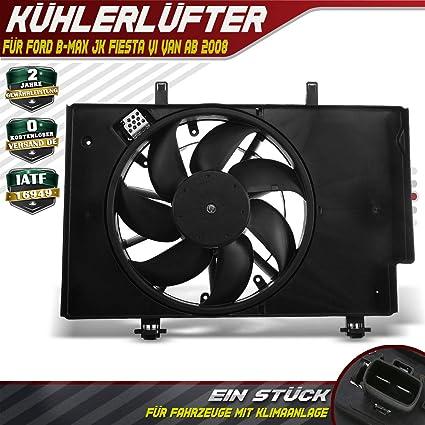 Ventilador de refrigeración del motor del ventilador del radiador ...