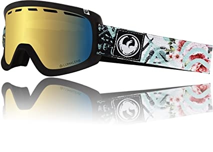 0f88b7877ce2 Image Unavailable. Image not available for. Color  Dragon Alliance D1 Women  Flaunt Snow Goggles ...