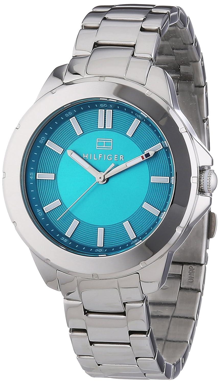 Tommy Hilfiger Watches Damen-Armbanduhr KIMMIE Analog Quarz Edelstahl 1781497