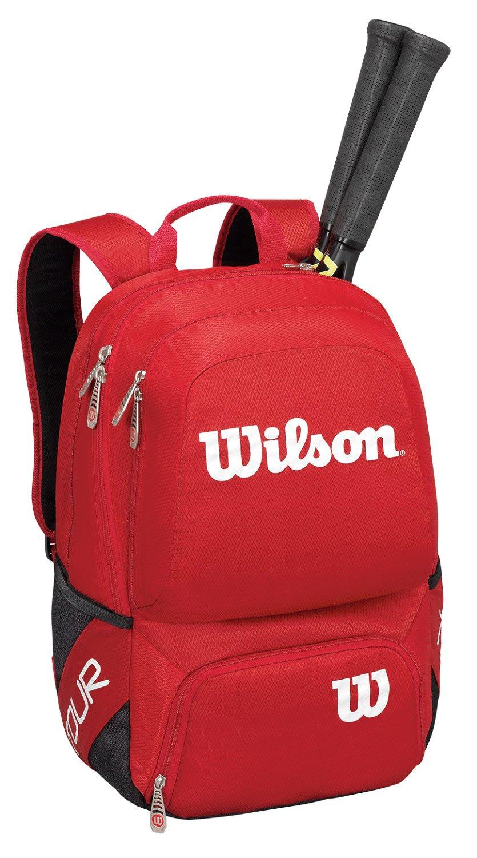 Wilson Tour V Backpack Medium Rd, Mochila Unisex Adulto, Rojo (Red), 36x24x45 cm: Amazon.es: Zapatos y complementos