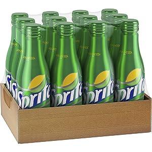 Sprite Lemon Lime Soda Soft Drinks, 8.5 fl oz, 12 Pack