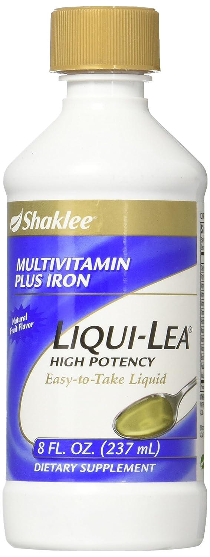 Shaklee Liqui-Lea Plus Iron 8 fl. oz.