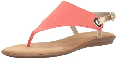 f6b680cb134b Image Unavailable. Image not available for. Color  Aerosoles Women s  Conchlusion Flat Sandal