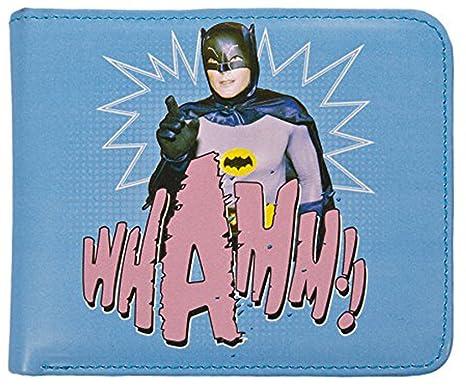 Half Moon Bay Batman 1966 Monedero: Amazon.es: Juguetes y juegos