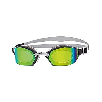 Zoggs Ultima Air Titanium Gafas de natación, Unisex, Negro/Gris/Titanio, Talla única: Amazon.es: Deportes y aire libre