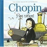 Chopin y los niños+ cd (Els grans compositors i els nens)