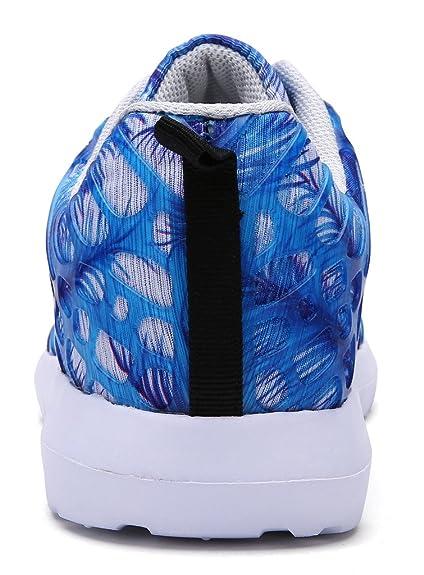 Maylen HughesRunning Shoes - zapatilla baja adultos unisex , color azul, talla 42.5 EU