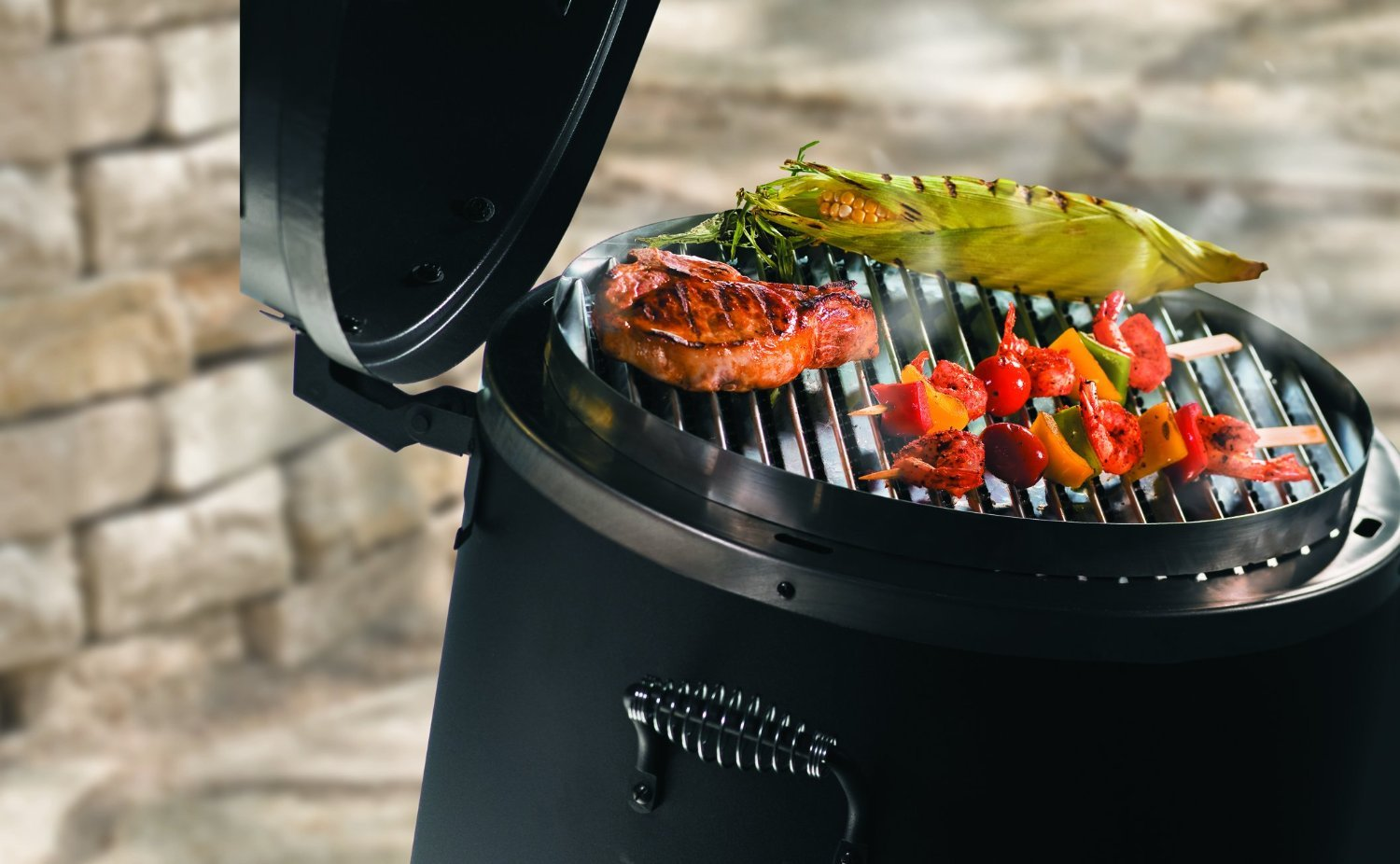 Char-Broil TRU-Infrared Smoker Roaster & Grill
