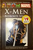 Die offizielle Marvel-Comic-Sammlung 23: X-Men: Bedrohte Spezies