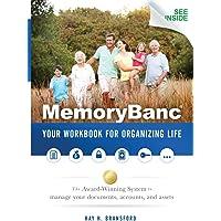 MemoryBanc: Your Workbook For Organizing Life
