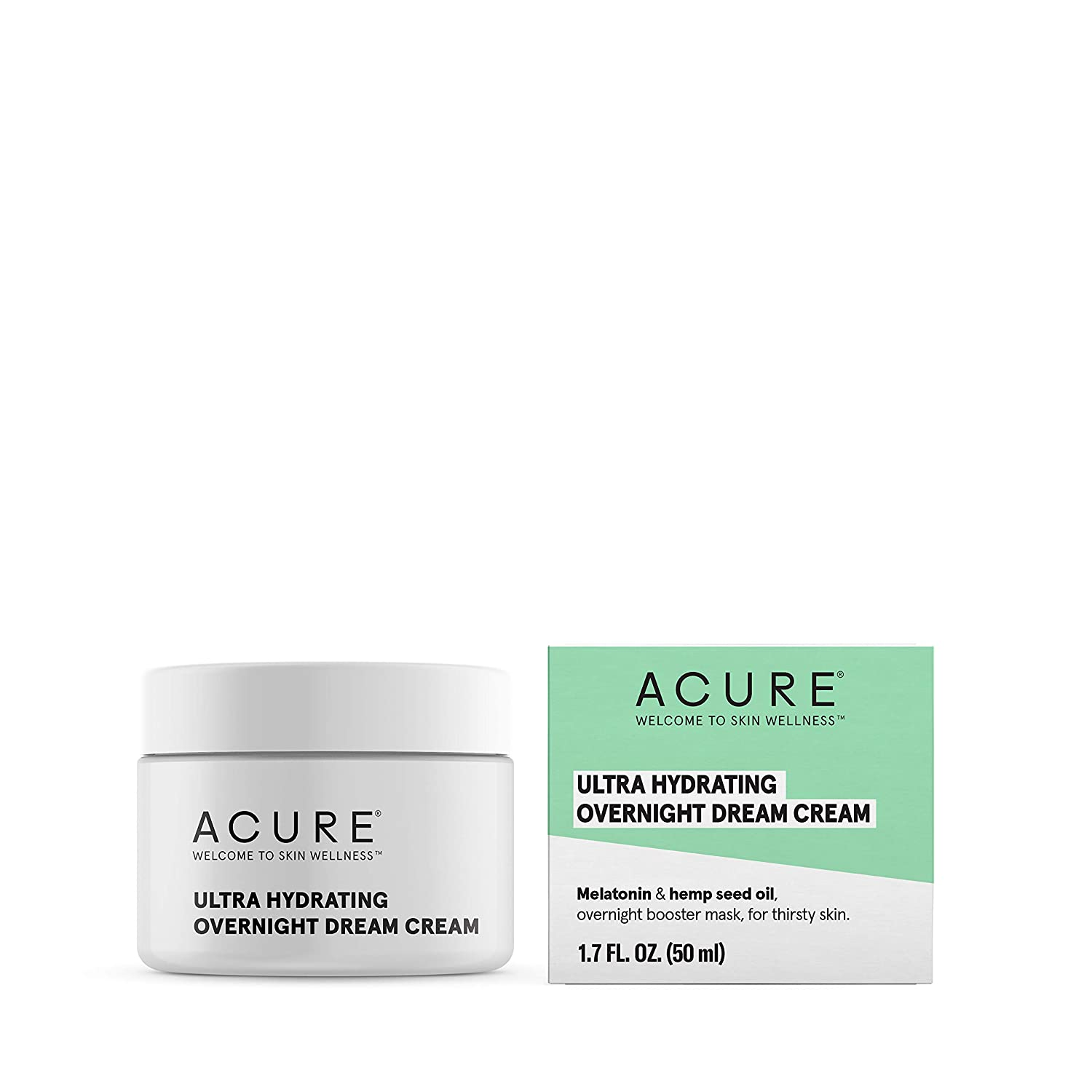 ACURE Ultra Hydrating Overnight Dream Cream