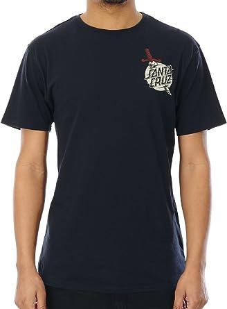 Santa Cruz Camiseta Flash Hand Colour NV L: Amazon.es: Ropa y ...