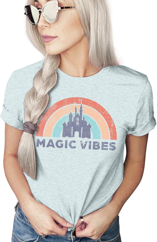 Magic Vibes Shirt | Cute Vacation Shirt for Disney | Unisex Sizing