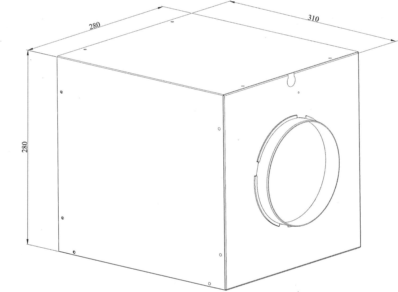 Campana extractora de cocina Dawn T1 de 100 cm, de cristal blanco, para techo, con motor de extracción de 700 m³/hora: Amazon.es: Grandes electrodomésticos