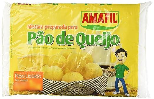 amafil Queso Pan Mix | Mistura para PÃo de Queijo | Mescla ...