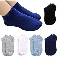 Libella 12 Pares de Calcetines de algodón para niños Calcetines deportivos para niños Vistoso 2116VA