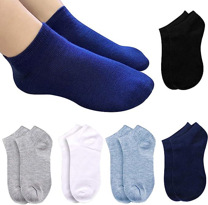 Libella 12 Pares de Calcetines de algodón para niños Calcetines deportivos para niños Vistoso 2116VA: Amazon.es: Ropa y accesorios