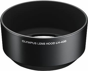 Fotga Lens Hood paraluce per Olympus M /40B/ /Argento ZUIKO DIGITAL 45/mm F1.8/1: 1.8/obiettivo Come LH/