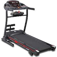 Skyland 4 in 1(Massager, Sit-up bar, Twister & Speaker) Foldable Motorized Treadmill (4HP Peak) -3 Year Motor & lifetime…