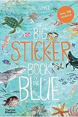 The Big Sticker Book of Blue (The Big Book Series) Paperback
