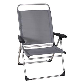 Aluminium Chaise Pliante De Camping XXL Jusqu 130 Kg Gdansk