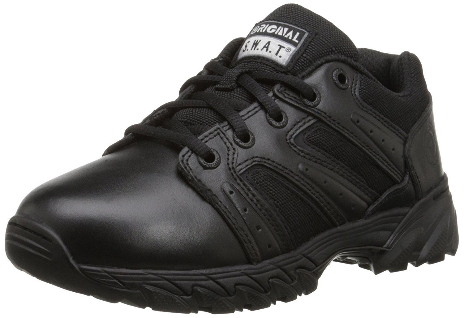 Original S.W.A.T. Women's Chase Low Military Tactical Boot, Black, 5 M US
