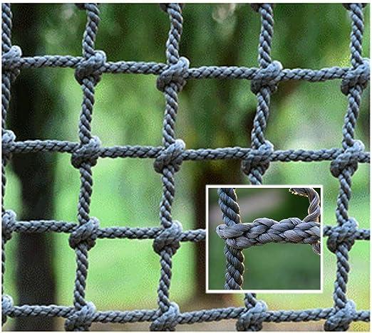 Red Escalada,Red Escalada NiñOs Bebe Red Cuerda Escalada Adultos Red de Carga Remolque Escalera de Cuerda Escalar pared Climb Climbing Cargo Net Red Cuerda Seguridad Cuerda Red de Huerto Cue: Amazon.es: Hogar