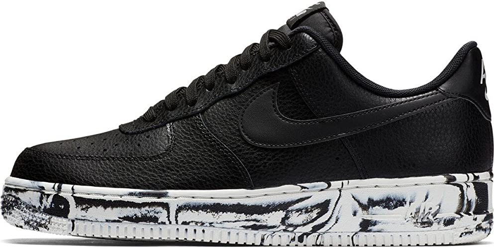 Nike Air Force 1 07 Lv8 4 NeroNero Scarpe Uomo