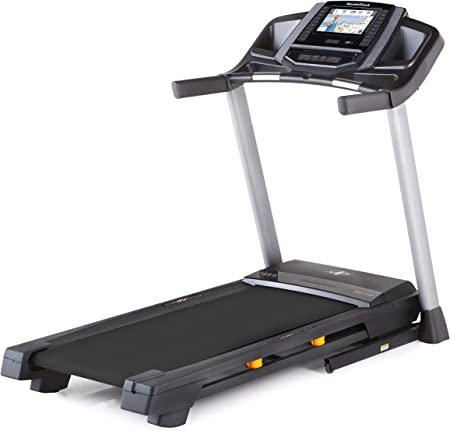 side facing nordictrack t series 6.5si treadmill