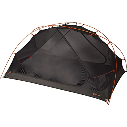 Mountain Hardwear Unisex Vision 2 Tent, Manta Grey, One Size