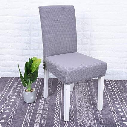 Amazon.com: YURASIKU Dinning Chair Slipcovers, Set of 4 ...