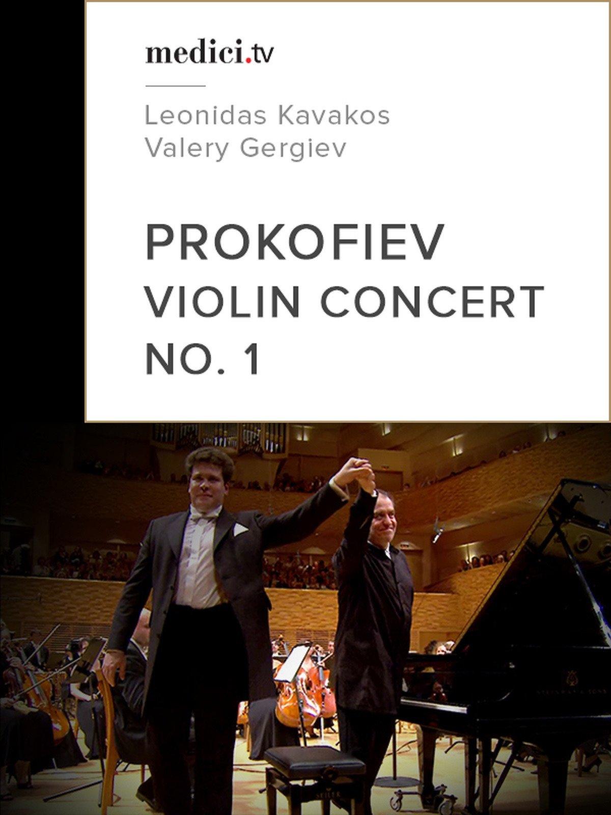 Prokofiev, Violin Concerto No. 1