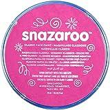 Snazaroo - Pintura facial y corporal, 18 ml, color rosa brillante