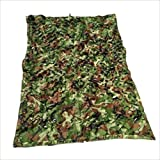 LALANCHE Camouflage Net Outdoor Dust Proof Jungle