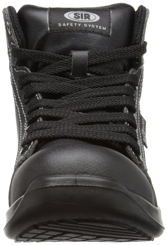 Sir Safety Ankle High Fobia, Scarpe antinfortunistiche antinfortunistiche antinfortunistiche Donna Nero (nero) c94aac