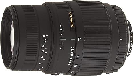 Sigma 70-300/4-5.6 BMD Macro DG: Amazon.es: Electrónica