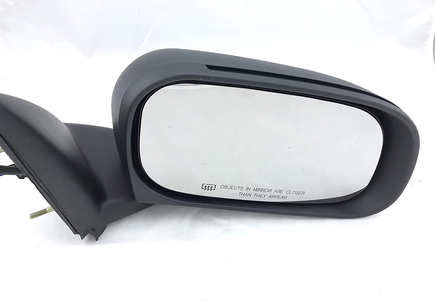 TEXTURED PWR HT MIR RH | Parts Link #: CH1321237 OE:55077624AD Passenger Side Right Rear View Mirror Replacement for Dodge DAKOTA P//U 05-07 6x9