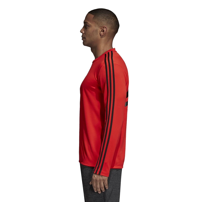 Adidas Mens Tango Long Sleeve Terry Jersey
