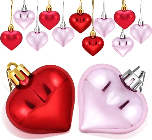 Heart Shaped Ornament Gifts Decorative Love Living Room Bedroom Home Collectable