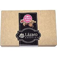 Lázaro Galletas de Higos y Nueces, 200g, Pack