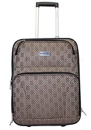 BoardingBlue Rolling Personal Item Luggage Under Seat for the Airlines of  American 6a538a0ef0c9f