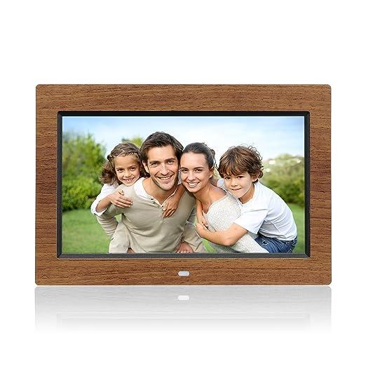 """21 opinioni per OLDTIME® 10"""" Cornici Digitali 4GB Ad Alta Risoluzione 1024*600 ,LED Digital"""