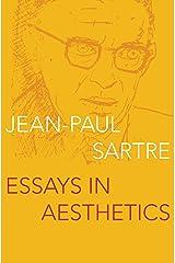 Essays in Aesthetics Kindle Edition