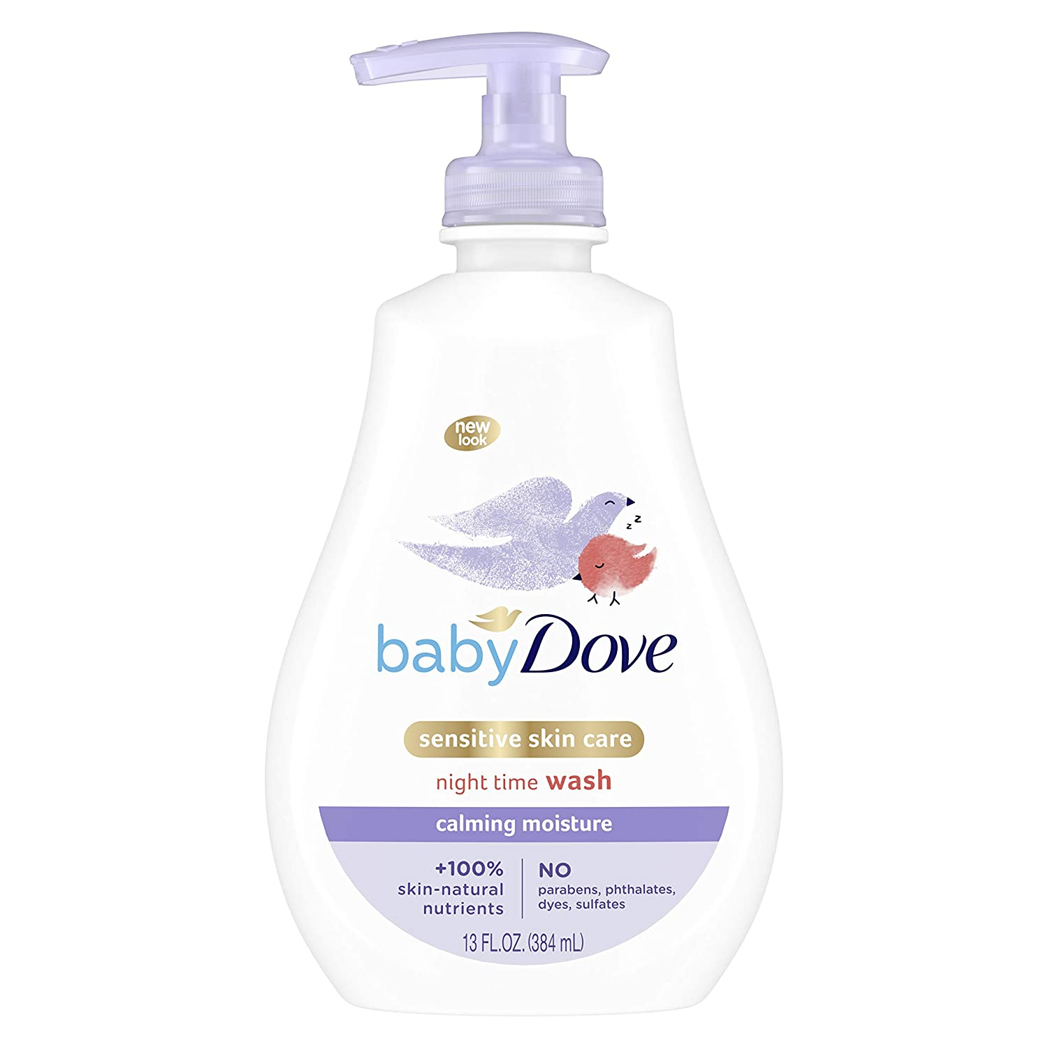 Amazon Com Baby Dove Tip To Toe Wash And Shampoo Calming Nights Washes Away Bacteria While Nourishing Your Skin 13 Oz Beauty