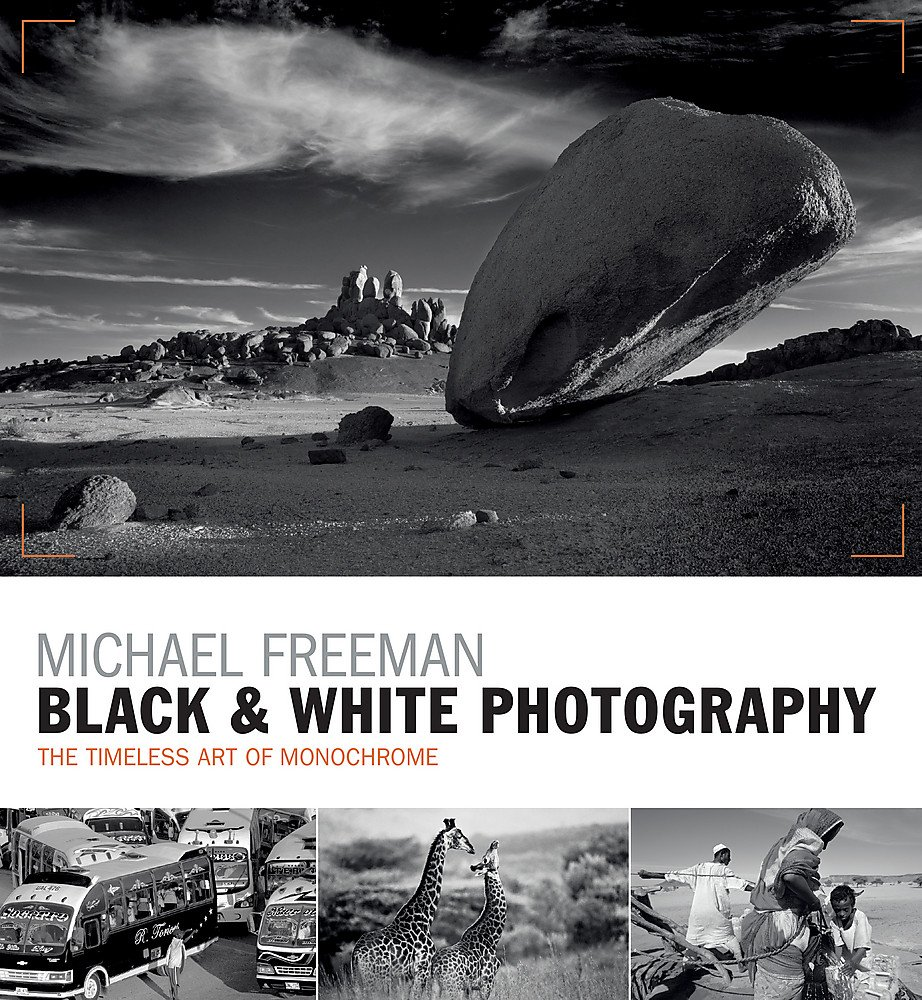 Black white photography the timeless art of monochrome in the post digital age amazon co uk michael freeman books