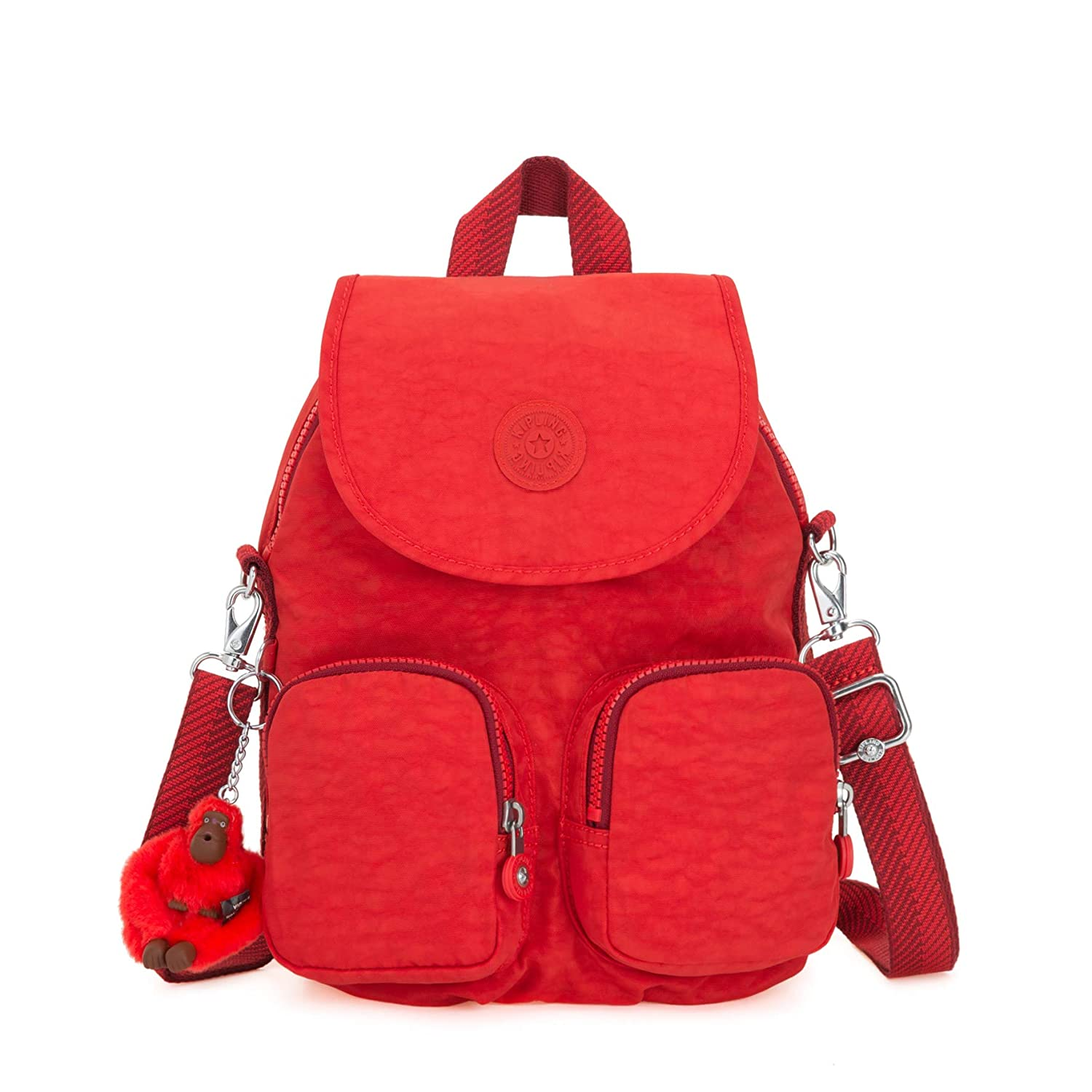 Kipling Firefly Up Medium Backpack Active Red