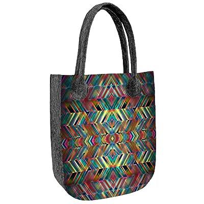 durable service CITY TRANCE Felt Bag