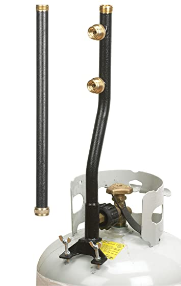 Stansport 3 Outlet Propane Distribution Post (2-Piece)
