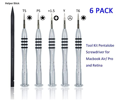 Amazon.com: kalanution 6 piezas Kit de herramientas ...