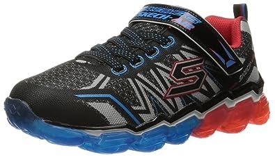1737e72645a9 Skechers Kids Boys  Skech Air-Turbo Elite Running Shoe